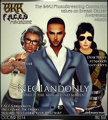 |BKR| F.A.C.E.S. Inc. Magazine