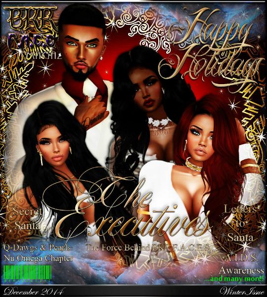 |BKR| F.A.C.E.S. Inc. Magazine December 2014