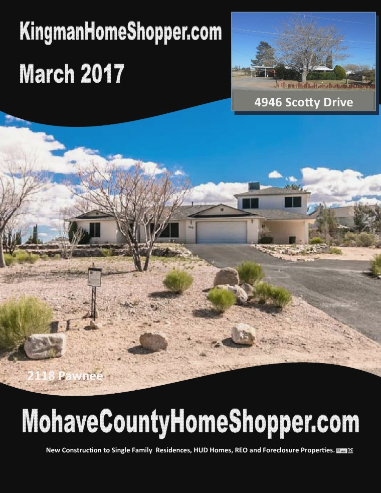Mohave County Home Shopper March 2017