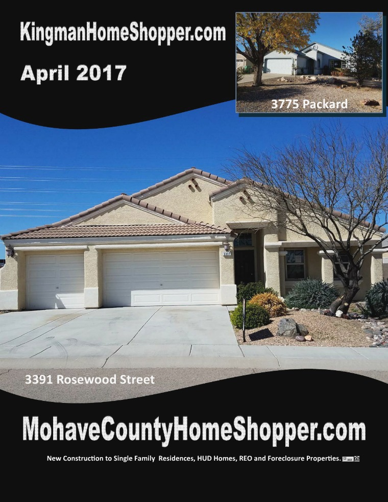 Mohave County Home Shopper April 2017