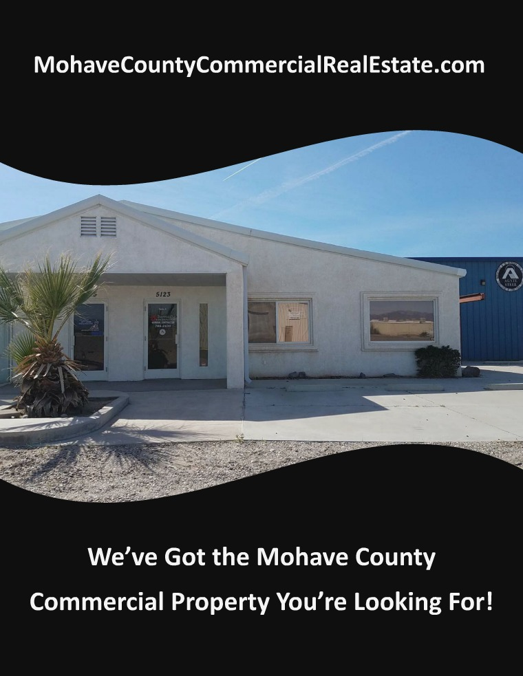 Mohave County Commercial Real Estate April 2017