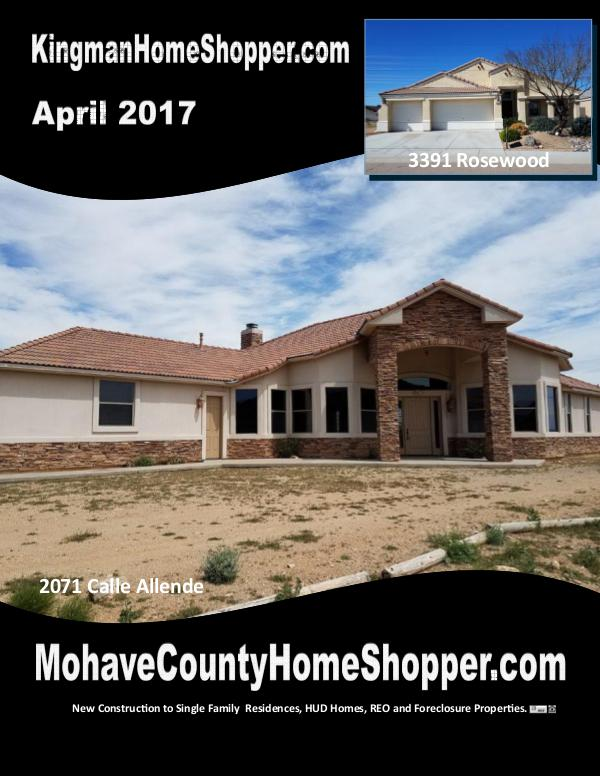 Mohave County Home Shopper Mohave County Home Show April 2017