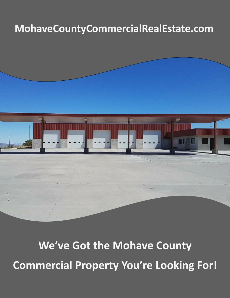 Mohave County Commercial Real Estate June 2017