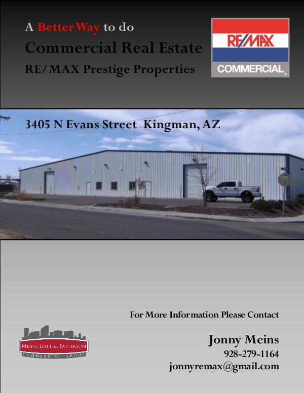 3405 N Evans Street 3405 Evans