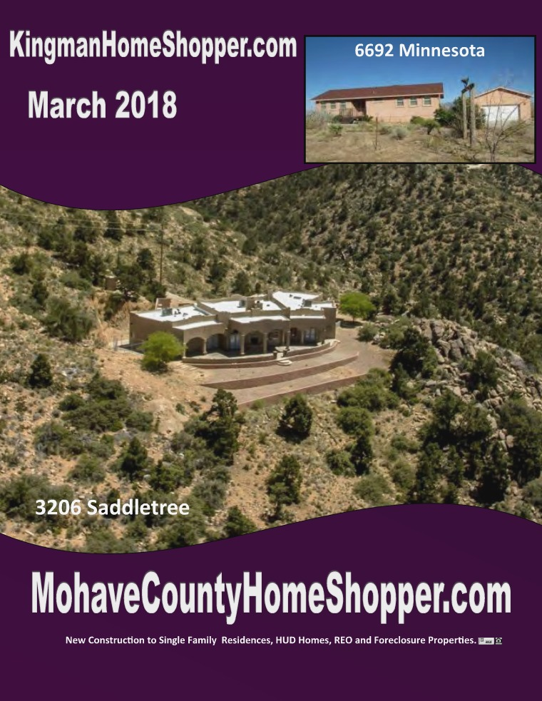 Mohave County Home Shopper March 2018