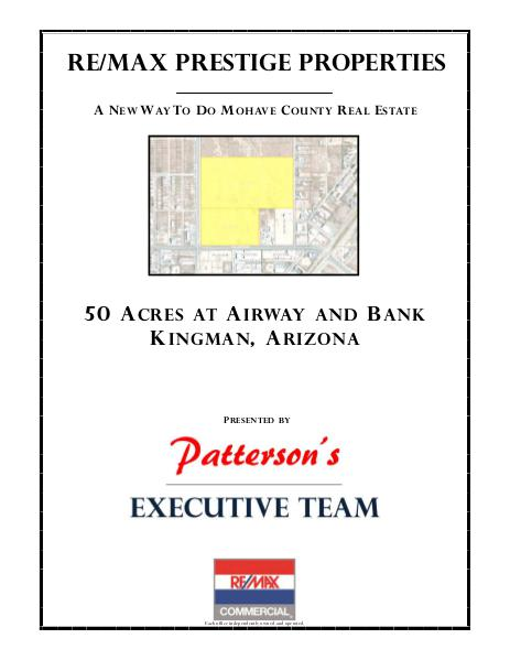 Airway and Bank