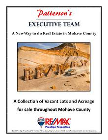 Vacant Land - Remax Prestige Properties
