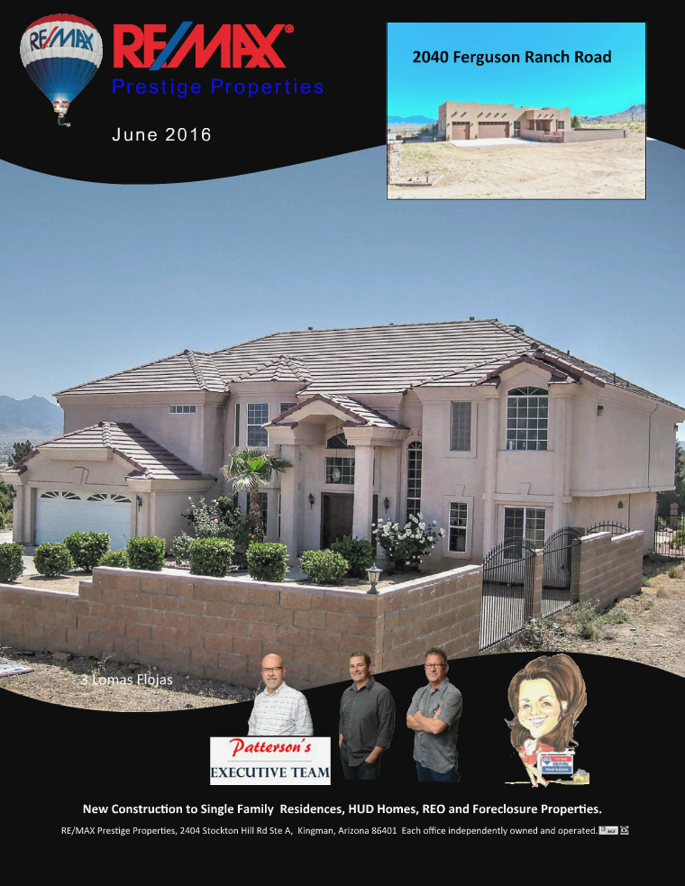 Mohave County Home Shopper June 2016