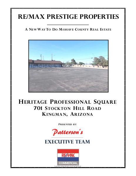 Heritage Professional Square