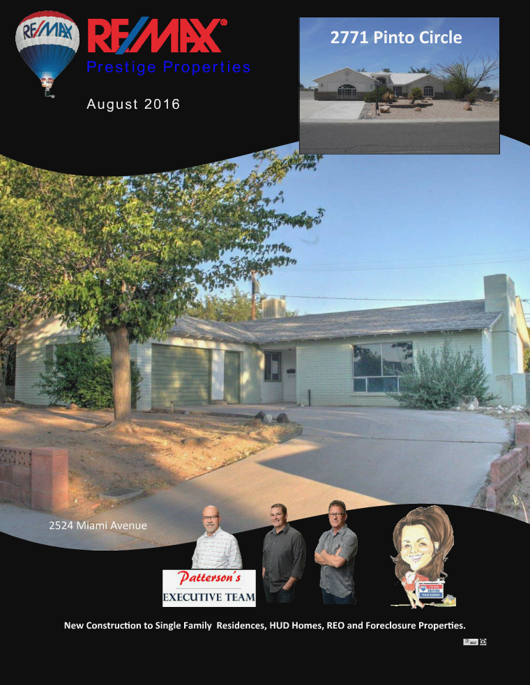 Mohave County Home Shopper August 2016