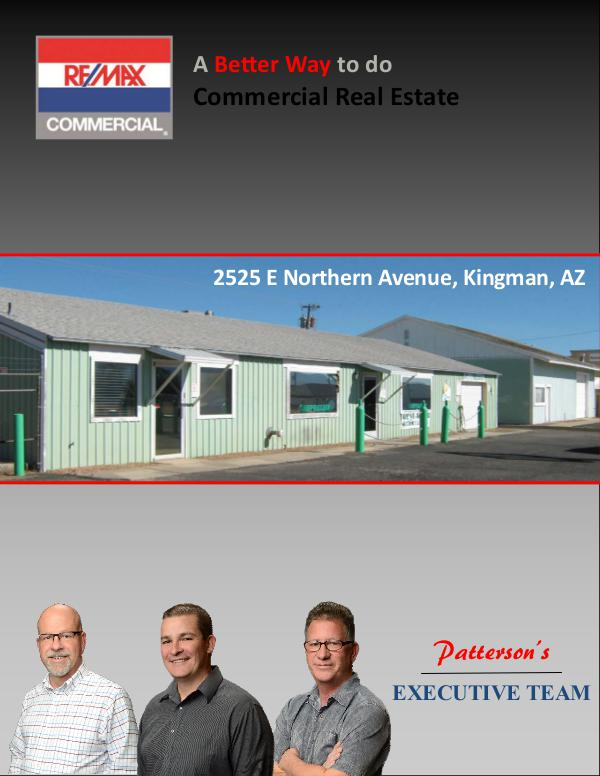 2525 E Northern Avenue Commercial Real Estate for sale