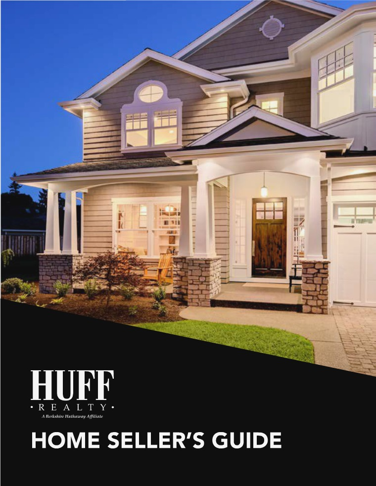 HUFF Realty Home Seller Guide 2017