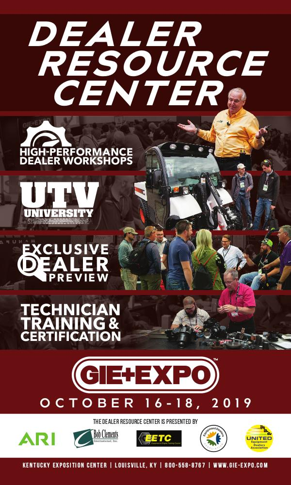 GIE+EXPO Dealer Boot Camp 2019