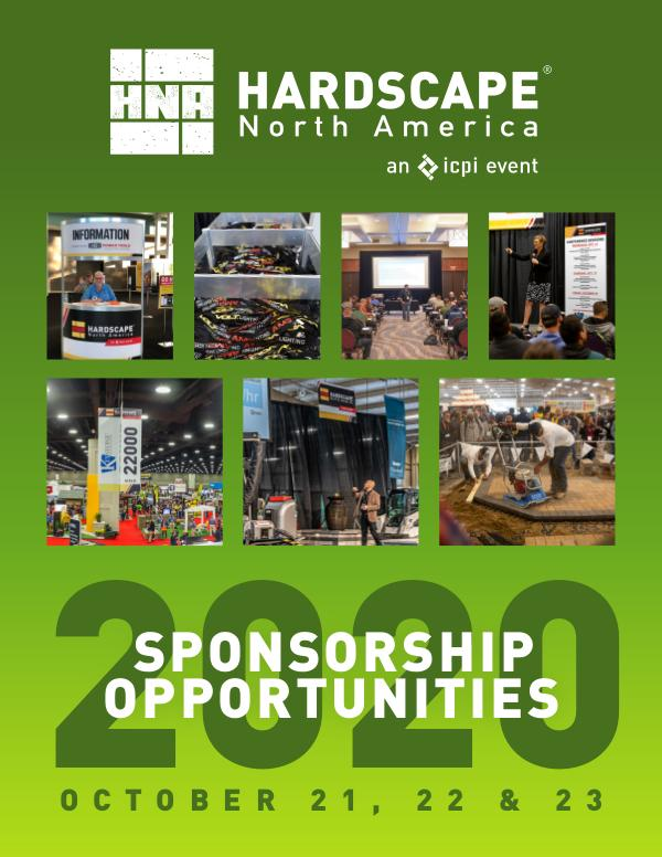 HNA Sponsorship Brochure 2020