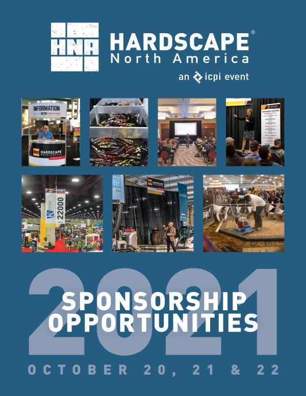 HNA Sponsorship Brochure 2021