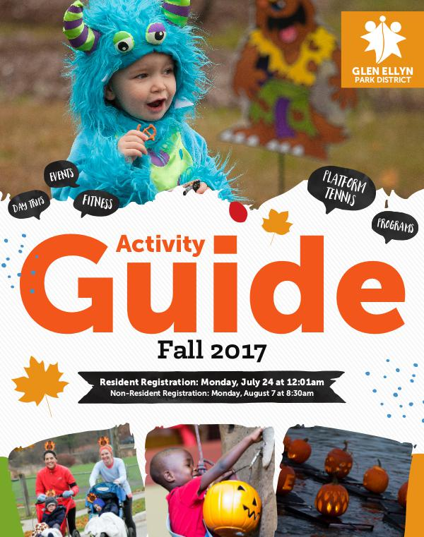 Activity Guide Fall 2017