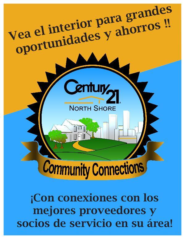 Community Connections Spanish Newsletter Newsletter Spanish