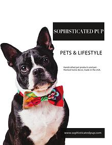 Sophisticated Pup Wholesale Catalog