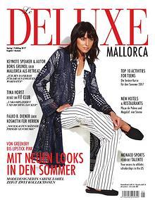 Deluxe Mallorca Magazine Frühling 2017