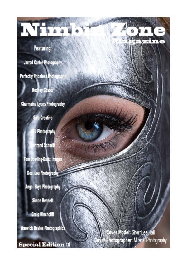 Nimbin Zone Magazine Special Edition #1 Special Edition #1