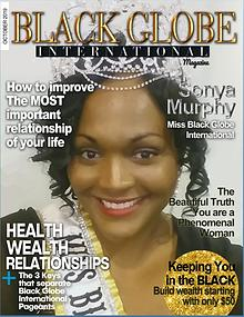 Black Globe International Magazine Oct 2019
