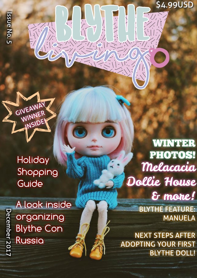 Blythe Living Magazine Issue No.5