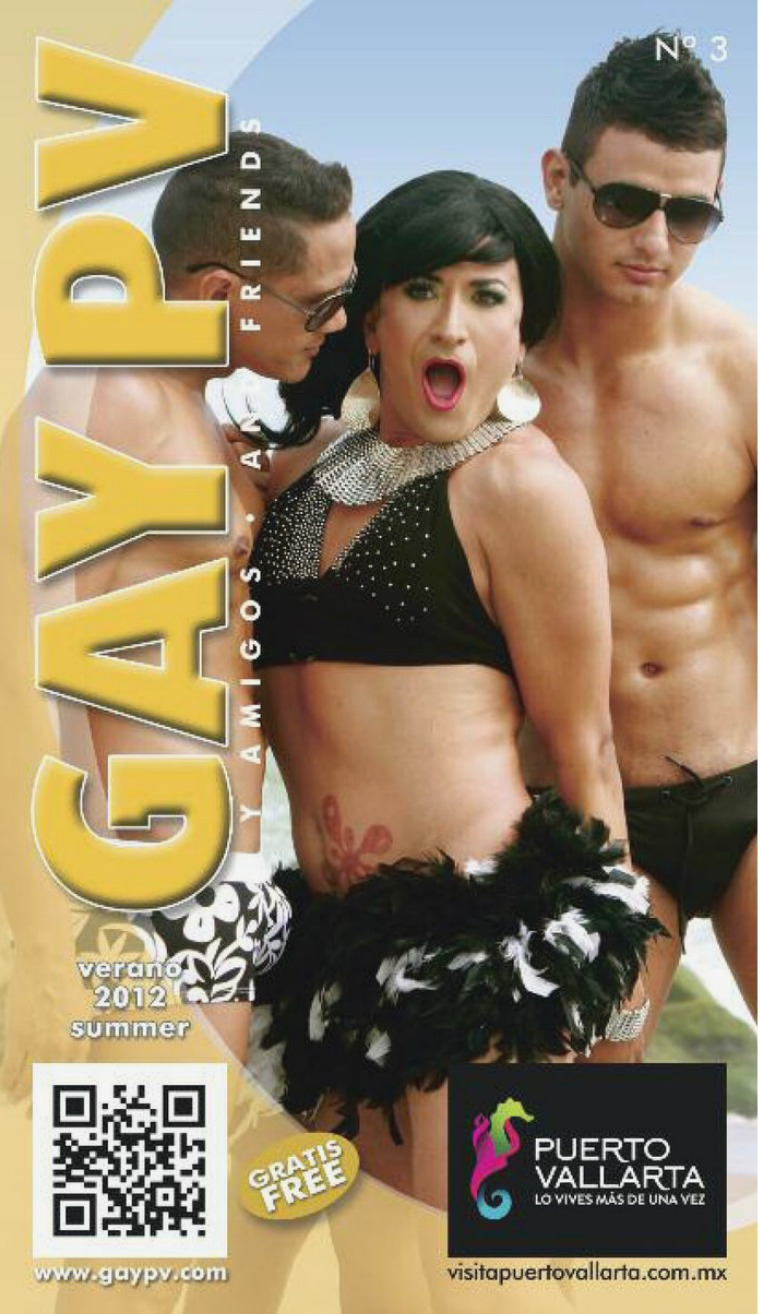 GAYPV Puerto Vallarta Ed 3 Summer/Verano 2012 GayPV