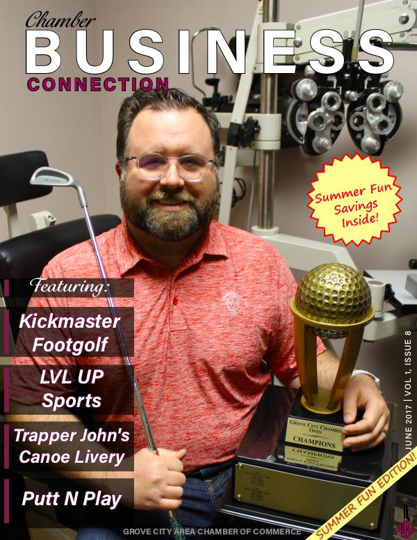 Chamber Business Connection Vol. 1, Issue 8