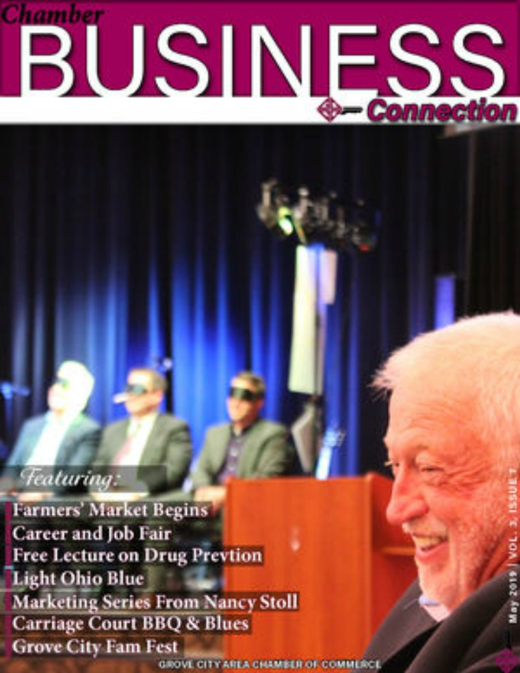 Chamber Business Connection CBC Vol. 3 Issue 7