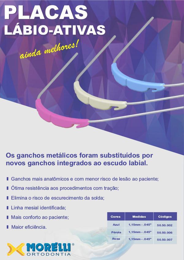 Dental Star - MORELLI Placa Labioativa