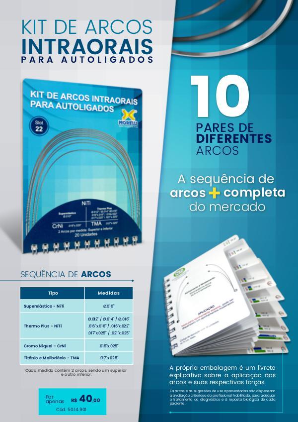 Kit Arcos para Autoligado