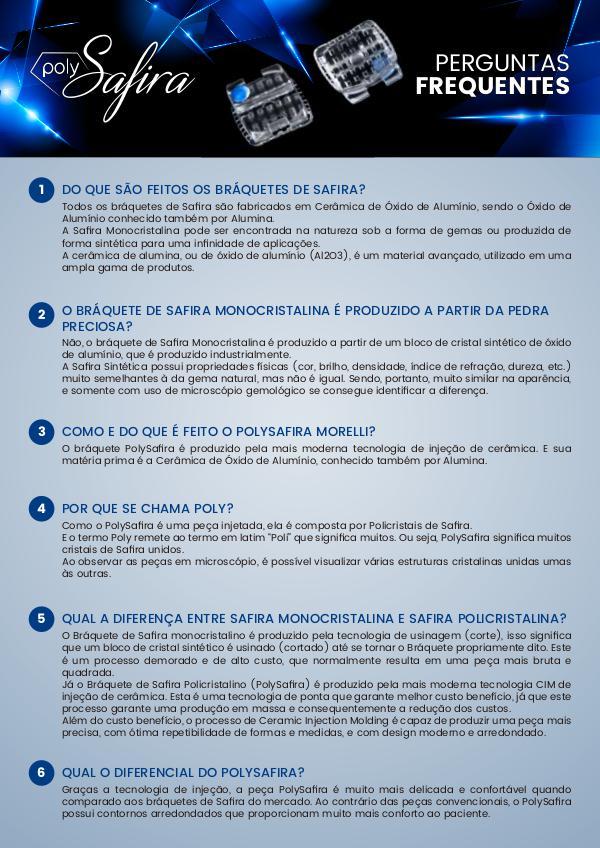 FAQ PolySafira