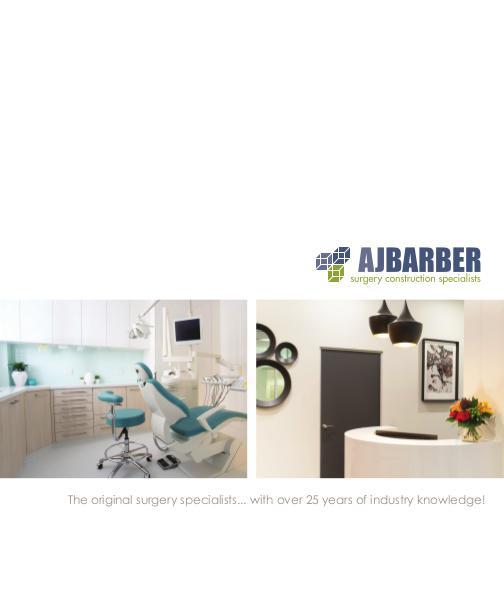 AJ Barber Brochure 2016