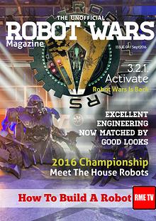 ROBOT WARS Unofficial Magazine