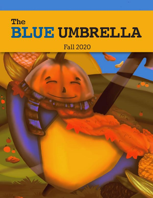 Fall 2020 October 2020 Blue Umbrella