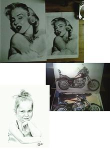 Sketch examples - Quenten Trollip