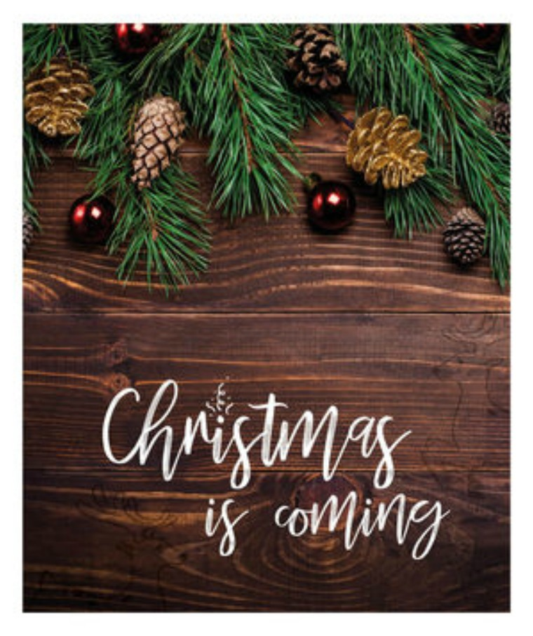 CHRISTMAS IS COMING_2019