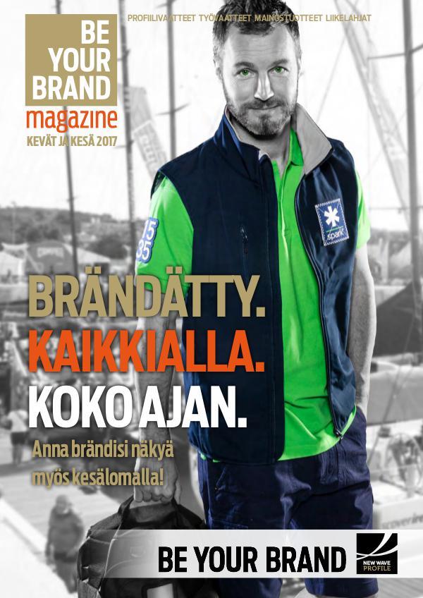 New Wave Profile FI New Wave Profile - Kevät / Kesä Magazine 2017