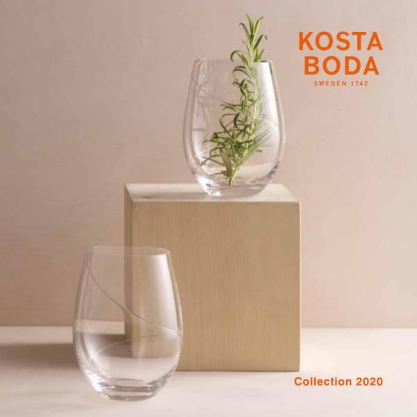 New Wave Profile NO Kosta Boda 2017