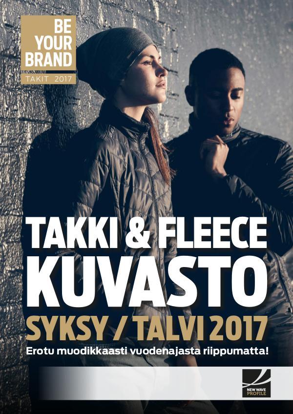 New Wave Profile FI Takit & Fleecet SYKSY / TALVI 2017