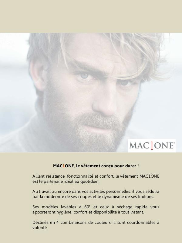 TEXET FRANCE WINTER COLLECTION 17 MAC1ONE