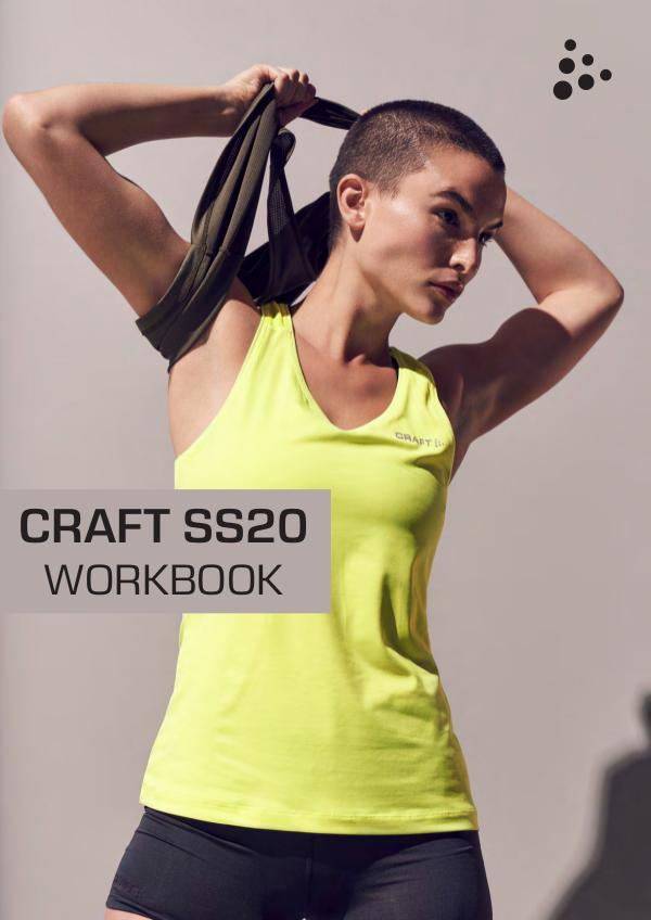 Craft Retail Norway Workbook AW18