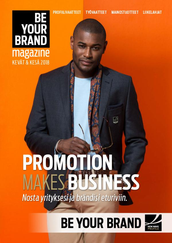 New Wave Profile FI - Be Your Brand Magazine KEVÄT 2018_c