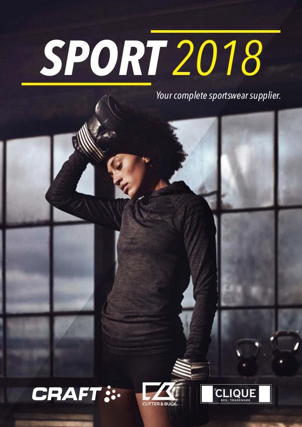 SPORT & TEAM 2018
