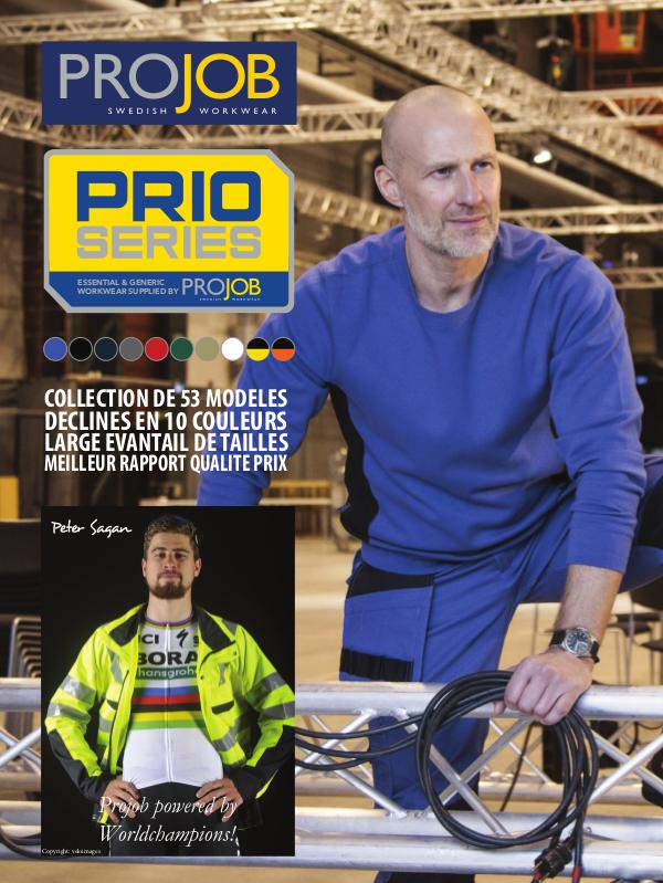 TEXET FRANCE Catalogue PRIO 2018 Webshop