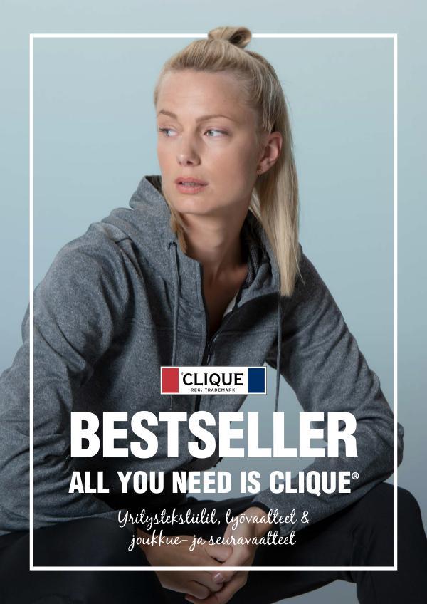 CLIQUE - Bestseller syksy / talvi 2018