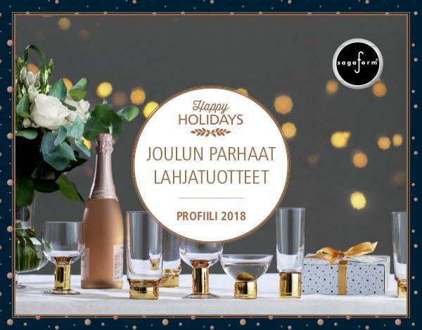Sagaform - Joulun parhaat lahjatuotteet 2018