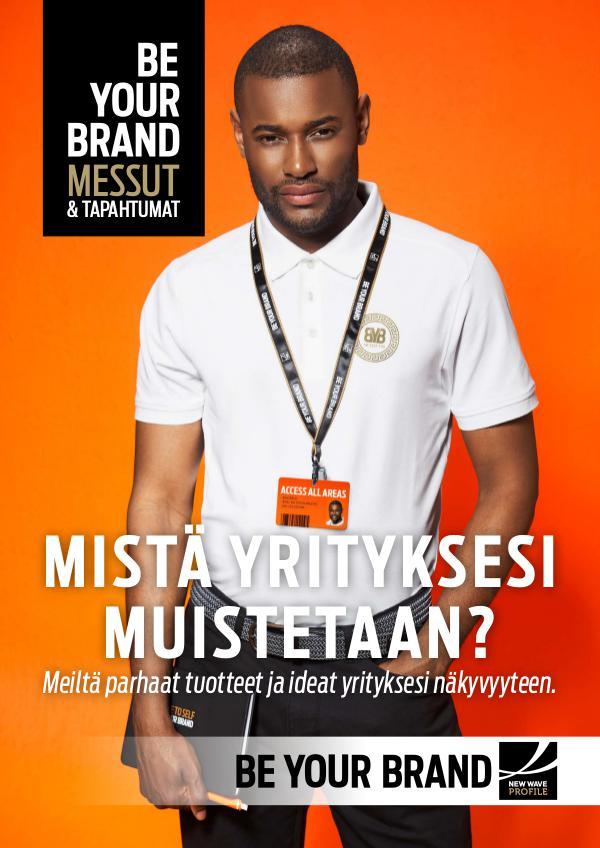 New Wave Profile FI MESSUT & TAPAHTUMAT KEVÄT 2019