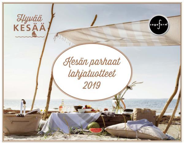 New Wave Finland Sagaform - Kesän parhaat lahjatuotteet
