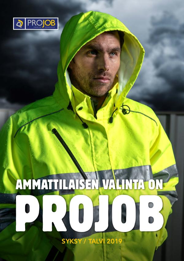 Projob Suomi Syksy & Talvi 2019